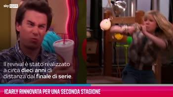 VIDEO iCarly rinnovata per una seconda stagione