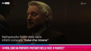 VIDEO X-Men, Loki ha portato i mutanti nella Fase 4 Marvel?