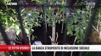 Le Citt� visibili, progetto di residenze coreografiche a Catania e Favara
