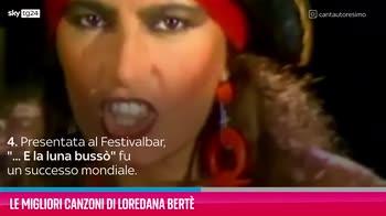 VIDEO Loredana Bertè, le migliori canzoni
