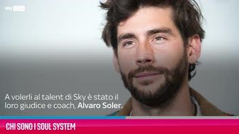 VIDEO Soul System, chi sono