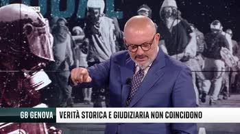 G8 di Genova, il confronto tra 4 protagonisti - Seconda parte