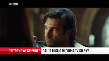 Ritorno al crimine, Bruno e Tognazzi a Sky Tg24