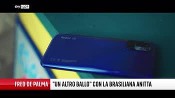 VIDEO Fred De Palma, Un altro ballo con la brasiliana Anitta