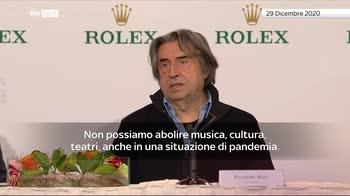 Riccardo Muti, 80 anni per la star della tradizione italiana
