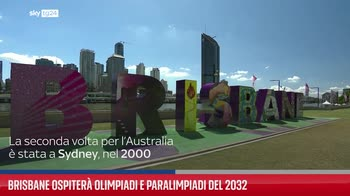 fl BRISBANE OLIMPIADI 2032