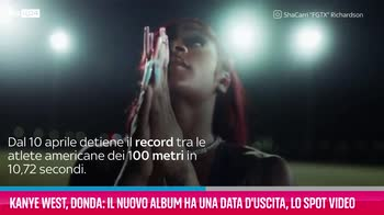 VIDEO Kanye West, Donda: il nuovo album ha una data d'uscit