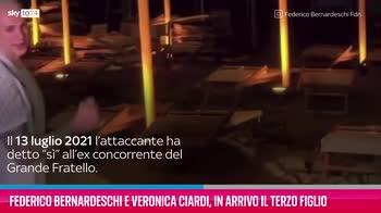 VIDEO Bernardeschi e Ciardi, in arrivo il terzo figlio
