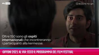 VIDEO Giffoni 2021: ecco il programma del Film Festival
