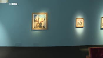 Mario Sironi, in mostra a Milano al Museo del '900