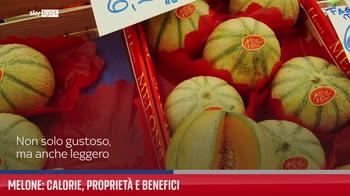 ERROR! Melone: calorie, propriet� e benefici