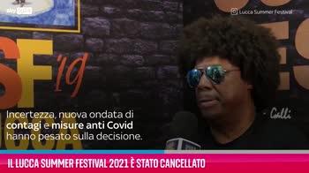 VIDEO Il Lucca Summer Festival 2021 è stato cancellato