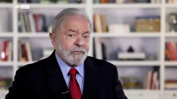 ERROR! +EMBARGO+ Lula a Sky tg24: Bolsonaro giudicato da tribunale o dal popolo