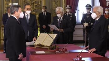 Mattarella compie 80 anni, popolarit� altissima per il presidente