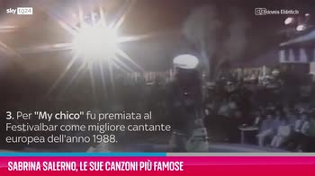 VIDEO Sabrina Salerno, le sue canzoni più famose