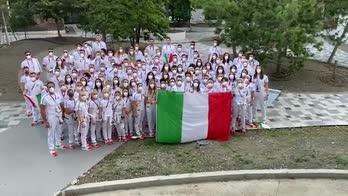 olimpiadi italia auguri mattarella