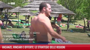 Vacanze, rincari e offerte: le strategie delle Regioni