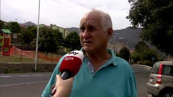 Incendi Sardegna, la testimonianza dei residenti di Cuglieri