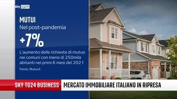 Effetto Covid: aumentano mutui in citt� medio-piccole