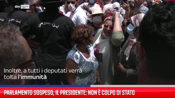 Parlamento sospeso, il presidente: Non � colpo di Stato