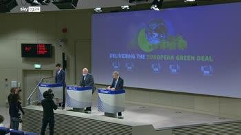 """""""Fit for 55"""" coster� fino a 15 miliardi di euro alle aziende energivore"""