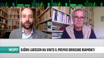 Incipit, l'intervista a Björn Larsson sul suo ultimo libro