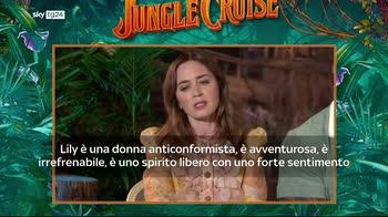"""Jungle Cruise, arriva il nuovo film con Emily Blunt e """"The Rock"""""""