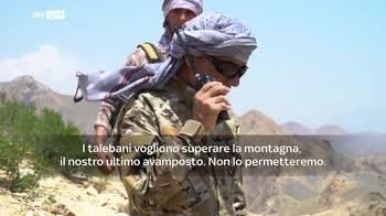 SkyTG24 a Bagram, la base abbandonata dagli americani mentre i talebani avanzano in Afghanistan