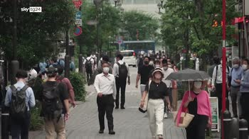 Tokyo 2020, Aumenta la popolarit� delle olimpiadi, ma anche il numero dei contagi