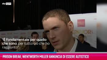 VIDEO Wentworth Miller annuncia di essere autistico