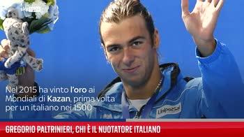 Gregorio Paltrinieri, chi � il nuotatore italiano