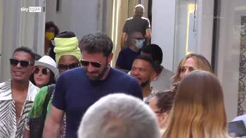 JLo e Ben Affleck la love story continua a Capri