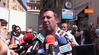 ERROR! Giustizia, Salvini: oggi potremmo chiudere mediazione