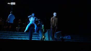 Lili Elbe Show, Riva e Repele danzano l'artista Wegener