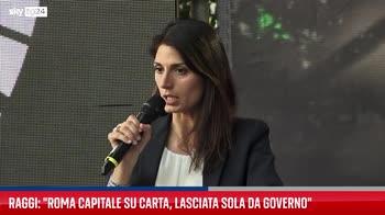 Roma, Raggi al confronto tra candidati sindaci