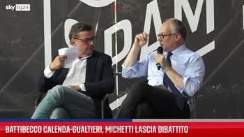Roma, battibecco al confronto tra candidati a sindaco