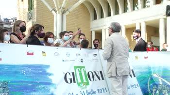Giffoni Film Fest, Silvio Orlando riceve il premio Truffaut