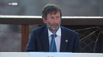 """G20 a Roma, Franceschini: """"Cultura chiave della ripartenza"""""""