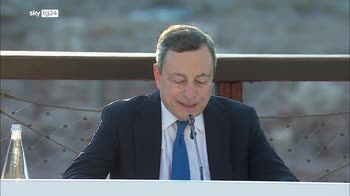 Draghi, sostegno a cultura cruciale per ripartenza
