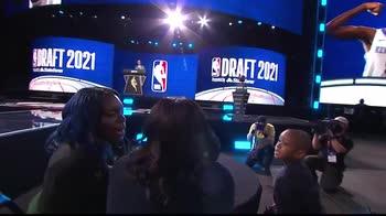 Draft 2021: la scelta e la dedica NBA a Terrence Clarke