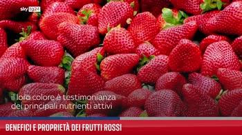 ERROR! Benefici e propriet� dei frutti rossi