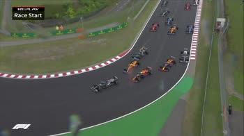 F1 COMMENTO gene primo giro ore 15.20