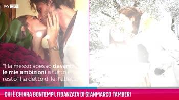 VIDEO Chi è Chiara Bontempi, fidanzata di Gianmarco Tamberi