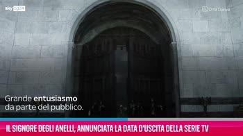 VIDEO Il Signore degli Anelli, data d'uscita della serie tv