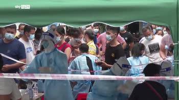 ERROR! Covid, primo lockdown a Wuhan e test su tutti 11 mln abitanti
