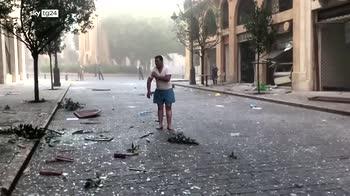 ERROR! A un anno dall'esplosione al porto, a Beirut ancora nessun colpevole