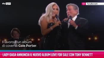VIDEO Lady Gaga e Tony Bennett, arriva Love For Sale