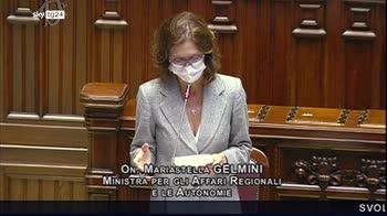 Green pass, Gelmini: estendiamo l'uso per aumentare spazi di libert�