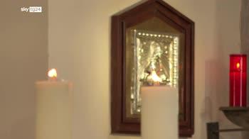 Raffaella Carr�, la messa in suo ricordo a Porto Santo Stefano