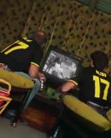 Ajax, la terza maglia dell'Ajax è dedicata a Bob Marley